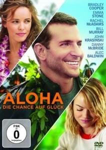 Aloha - Die Chance auf Glück - DVD-Cover