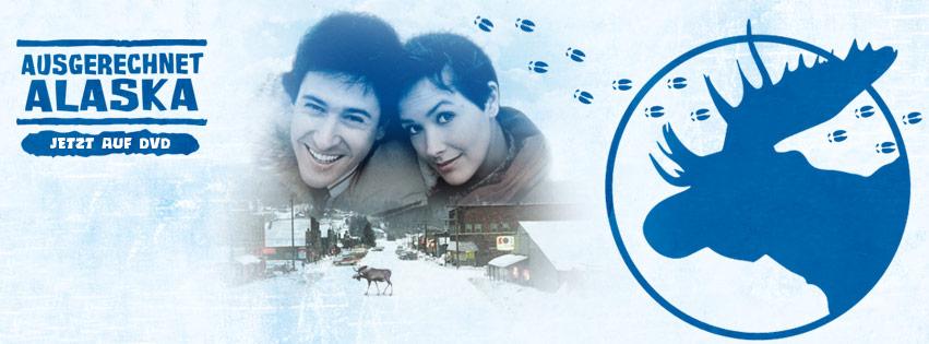 Ausgerechnet Alaska - DVD-Logo - Turbine Media