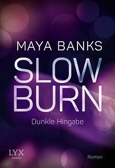 Cover - Banks, Maya - Dunkle Hingabe - LYX