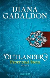 Cover - Gabaldon, Diana - Outlander 1 - Feuer und Stein - Knaur