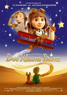 Der kleine Prinz - Plakat klein - Warner Bros