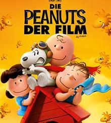 Die Peanuts - Der Film - Filmplakat