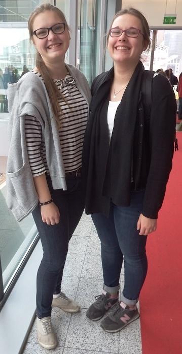 Emily und Vanessa