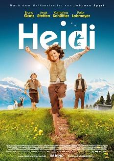 Heidi - Plakat - Studiocanal