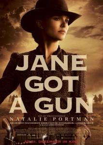 Jane Got A Gun - Filmplakat