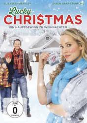 Lucky Christmas - Ein Hauptgewinn zu Weihnachten - DVD-Cover