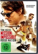Mission Impossible - Rogue Nation - DVD-Cover