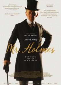 Mr. Holmes - Filmplakat