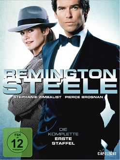 Remington Stelee - Staffel 1 - DVD-Cover - capelight pictures