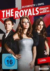 The Royals - Staffel 1 - DVD-Cover