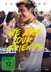 We are your Friends - DVD-Cover
