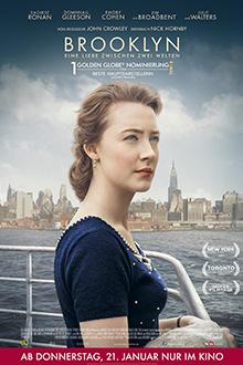 Brooklyn - Eine Liebe zwischen zwei Welten - Plakat - 20th Century Fox
