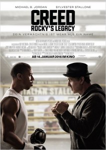 Creed - Rocky's Legacy - Filmplakat