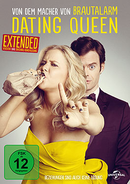 Dating Queen - Extended Version - DVD-Cover