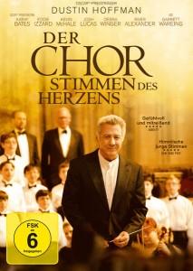 Der Chor - Stimmen des Herzens - DVD-Cover