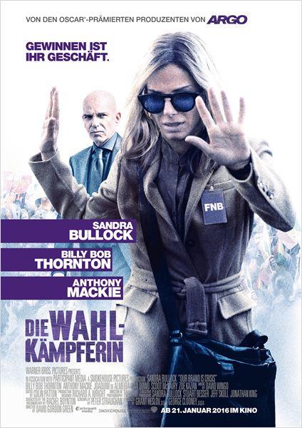 Die Wahlkämpferin - Plakat - Warner Bros.