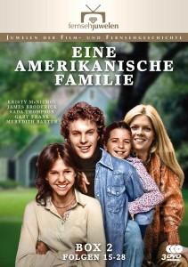 Eine amerikanische Familie - Box 2 - DVD-Cover - Fernsehjuwelen