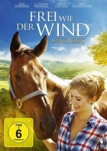 Frei wie der Wind - DVD-Cover