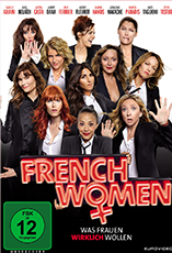 French Women - DVD-Cover