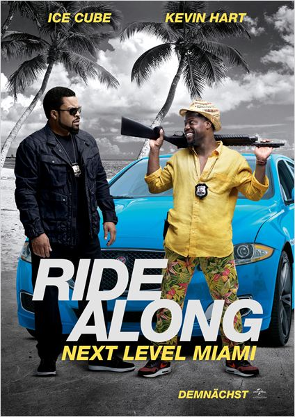 Ride Along - Next Level Miami - Plakat - Universal Pictures