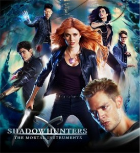 Shadowhunters - The Mortal Instruments - Plakat - Constantin Film