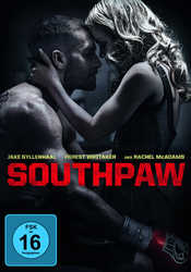 Southpaw - DVD-Cover