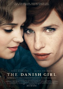 The Danish Girl - Plakat