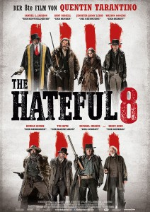 The Hateful Eight - Plakat - Universum Film