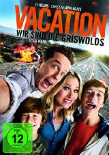 Vacation - Wir sind die Griswolds - DVD-Cover