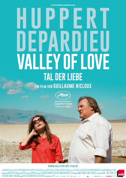 Valley of Love - Tal der Liebe - Plakat - Concorde Filmverleih