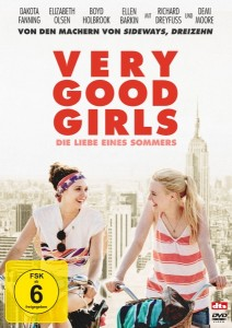 Very Good Girls - Die Liebe eines Sommers - DVD-Cover - Koch Media