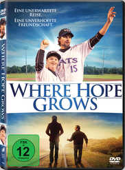 Where Hope Grows - DVD-Cover