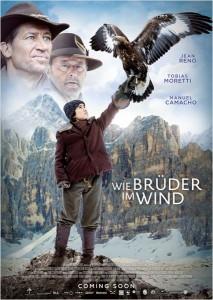 Wie Brüder im Wind - Plakat - Warner Bros.