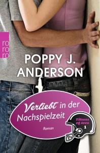 Cover - Anderson, Poppy J. - Verliebt in der Nachspielzeit