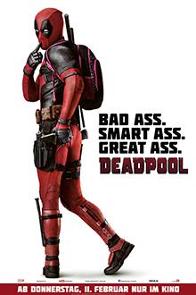 Deadpool - Filmplakat - 20th Century Fox