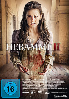 Die Hebamme 2 - DVD-Cover - Constantin Film