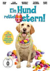 Ein Hund rettet Ostern - DVD-Cover - polyband