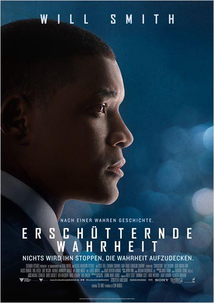 Erschütternde Wahrheit - Filmplakat - Sony Pictures