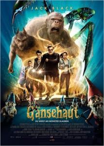 Gänsehaut - Kinoplakat