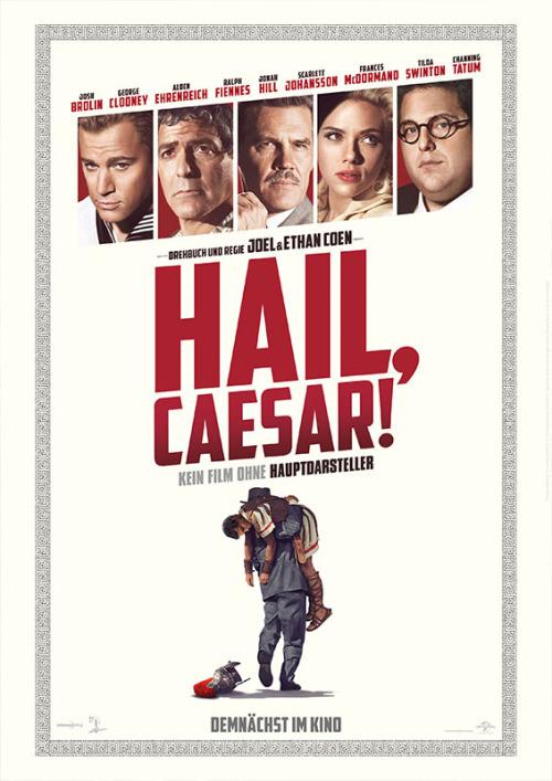 Hail, Caesar - Filmplakat - Universal Pictures