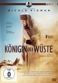 Königin der Wüste - DVD-Cover - Prokino Home Entertainment