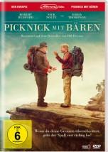 Picknick mit Bären - DVD-Cover - Alamode Film