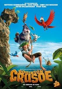 Robinson Crusoe - Kinoplakat
