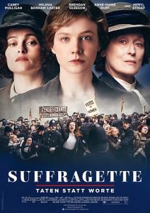 Suffragette - Kinoplakat