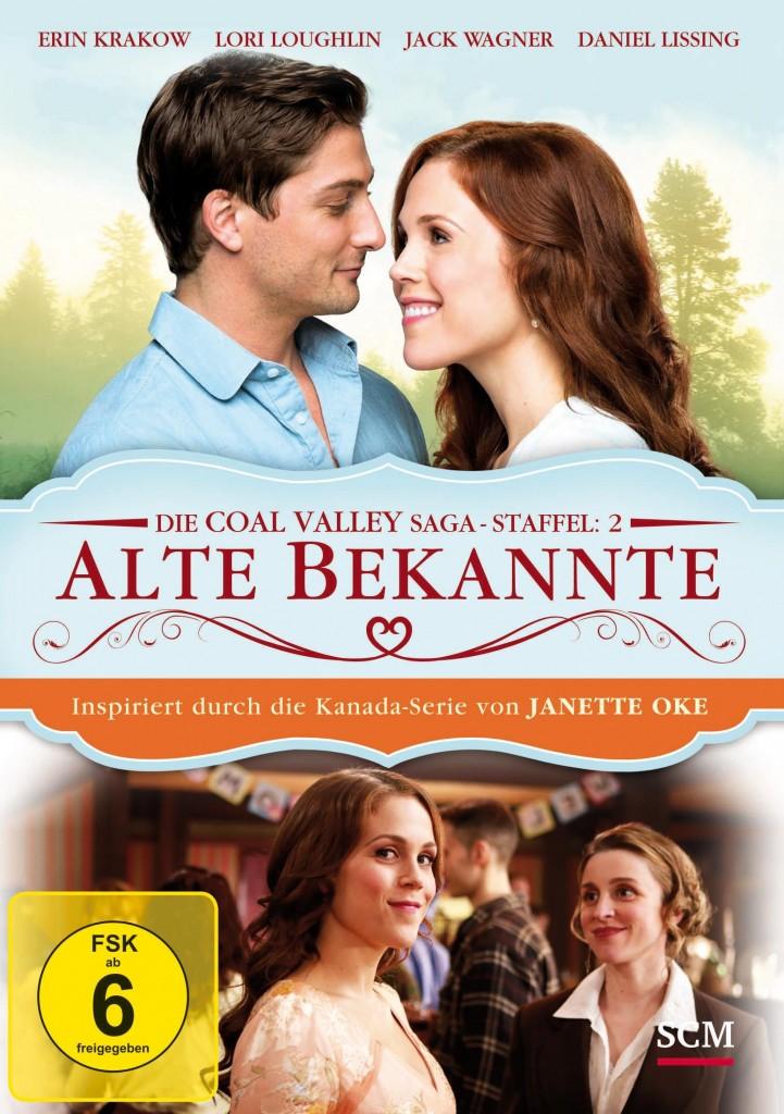 Alte Bekannte - DVD-Cover - SCM Hänssler