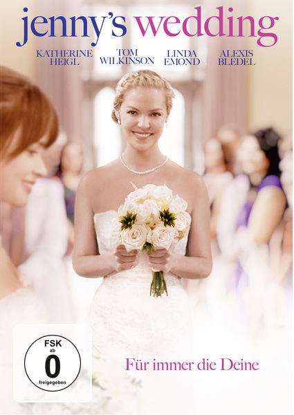 Jenny's Wedding - DVD-Cover - Universum Film