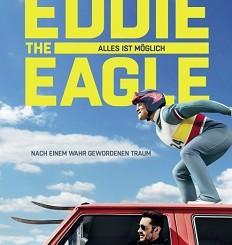 Eddie the Eagle Plakat