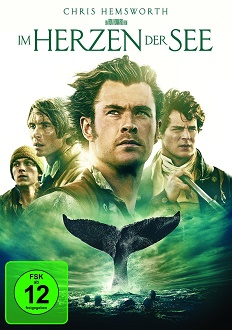 Im Herzen der See DVD-Cover - Warner Home Video