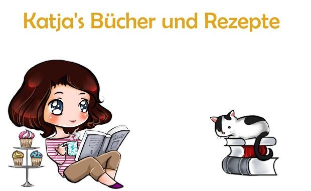 Katja's Bücher und Rezepte Banner