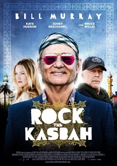 Rock the Kasbah Plakat - Tobis